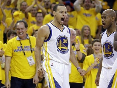 Steph Curry Leads Warriors to 3-1 Lead over Denver