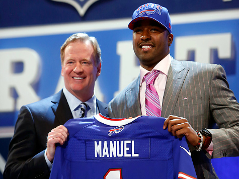 Analysis: Manuel May Be Best QB in Draft Class