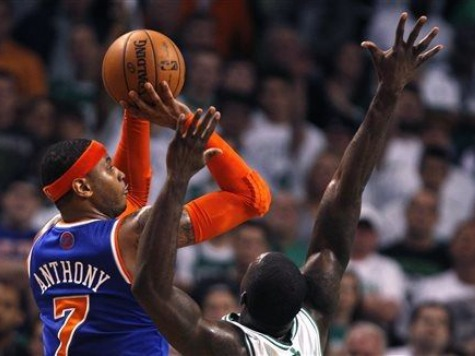 Knicks Survive Late Celtics Rally to Advance to 2nd Round
