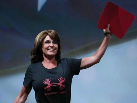 Palin Rallies 2nd Amendment Defenders: Never Give Up in Face of MSM Ridicule