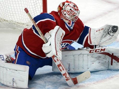 Canadiens Even Series With Senators 1-1