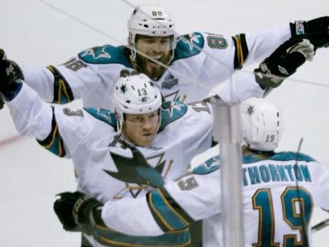 Sharks Stage Comeback Against Canucks