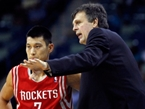 Rockets Coach Kevin McHale Spotted at NRA Convention