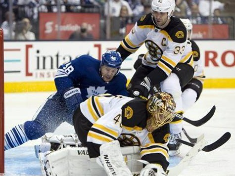 Bruins Ruin Maple Leafs Homecoming 5-2