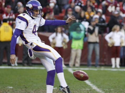 Vikings Punter Kluwe: Gay Rights More Important than Football