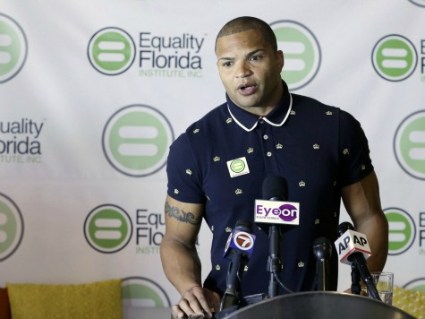 NFL Player: Sports and Religion 'Last Two Closets in America'