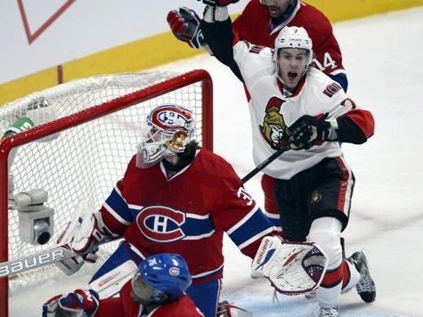 Ottawa Senators Easily Glide Into Second Round