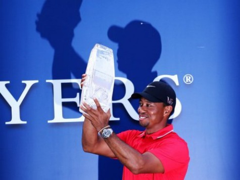 Tiger Wins Players Championship: Many of You Thought I Was Done