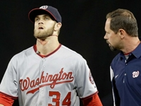 Bryce Harper: I'm Not Changing How I Play