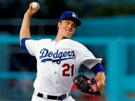 Greinke Victorious in Return to Dodgers