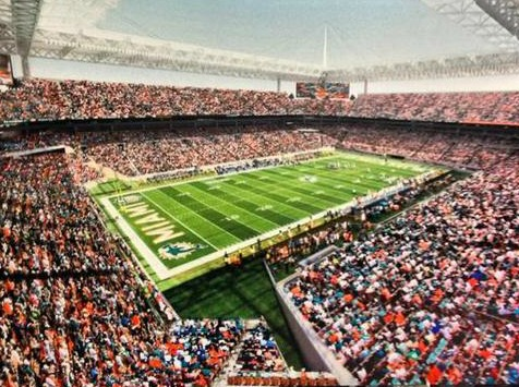 Miami Dolphins' Stadium Renovation Vote Canceled, Team Abandons Upgrade Plans