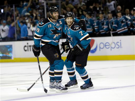 San Jose Gets Back in Series with OT Win