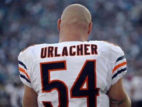 Brian Urlacher Retires As a Bear