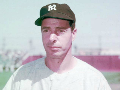 Joe DiMaggio Headlines List of Sports Veterans
