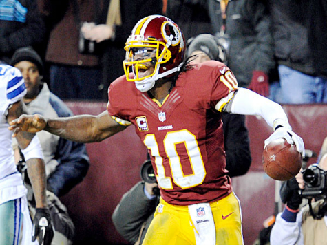 RG3 Looks Good in Workouts, Relationship with Coach Still Uncertain