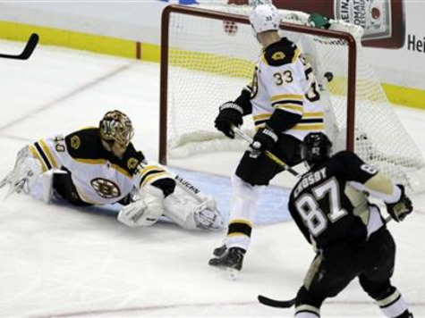 Crosby, Bruins Back for NHL Showdown