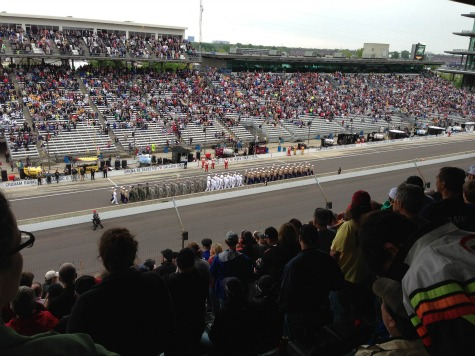 Breitbart Sports at Indy 500: Veterans Honored, Tony Kanaan Wins