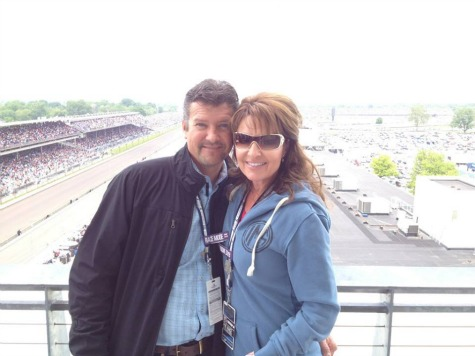 Todd Palin Speaks to Breitbart Sports About Indy 500: 'America at Its Best'