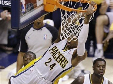 Pacers Even Series with Heat