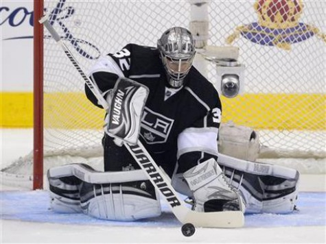 LA Kings Advance to Conference Finals