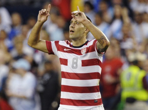 Clint Dempsey Named Captain of U.S. Men's Soccer Team