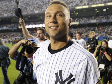 Scoring Change Alters History for Jeter, Wagner