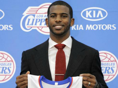 Clippers Owner Sterling Upsets Chris Paul