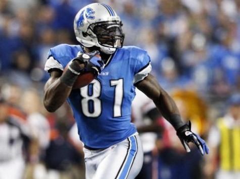 Detroit WR Calvin Johnson Financing Pro-Abstinence Movie
