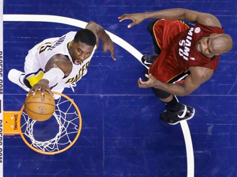 Hibbert Towers Over Heat as Pacers Force Game 7