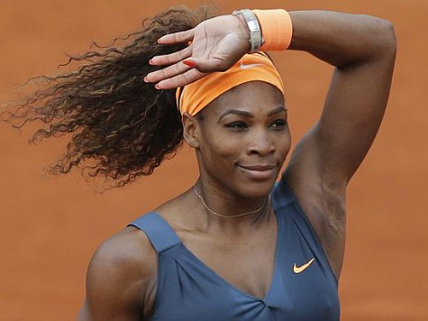 French Open: Wake Up Early for Serena's Match
