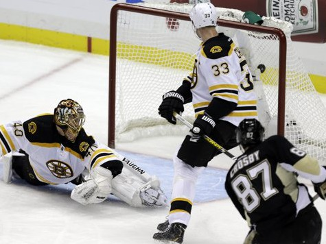 NHL Eastern Conference Finals Preview: Pittsburgh Penguins vs. Boston Bruins