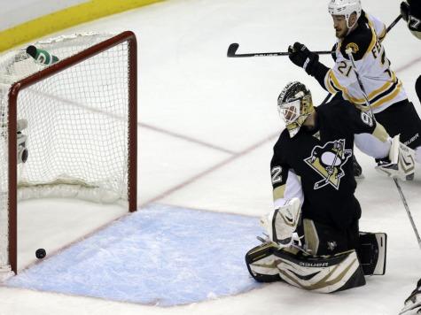 Bruins Pulverize Penguins In Game 1 Of Eastern Conference Finals