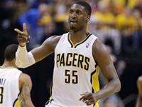 NBA Fines Hibbert $75K for 'No Homo' Remarks
