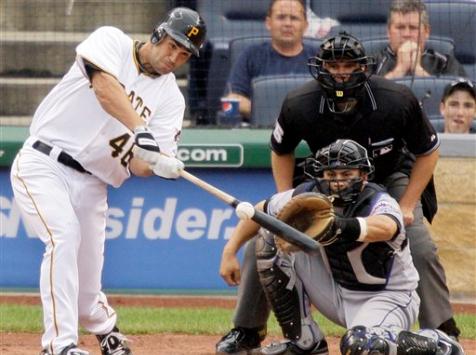 NL Central Rundown: Pirates in second