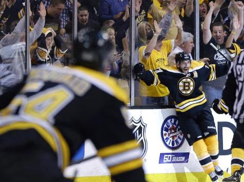 Bruins Beat Pens 2OT on Bergeron goal