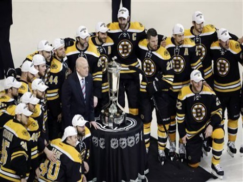 Boston Heads to Stanley Cup Finals After Shutting Down Pittsburgh's Offense