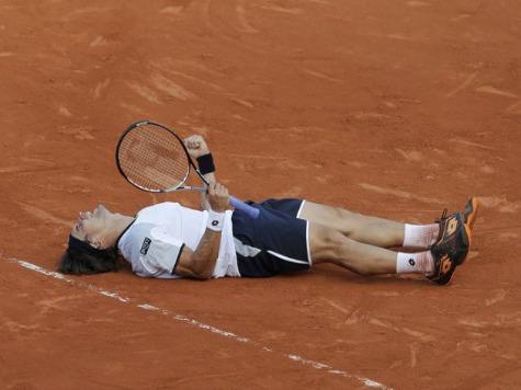 Ferrer Easily Beats Tsonga To Advance To French Open Final