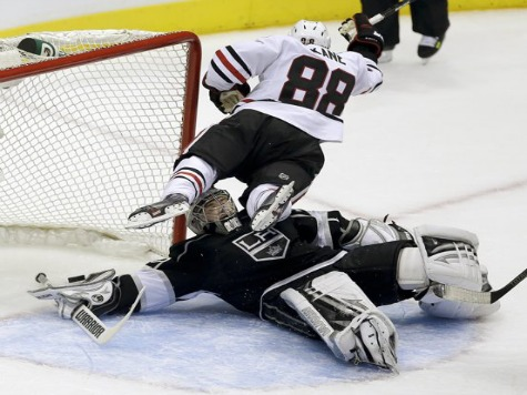 Blackhawks Beat The Kings To Take 3-1 Series Lead
