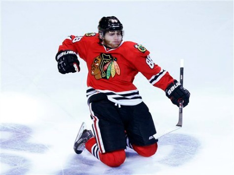 Chicago Blackhawks Eliminate Los Angeles Kings, Advance To The Stanley Cup Finals