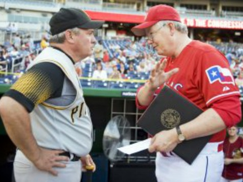 Rand Paul: Democrats refuse regulations to make annual D vs R congressional baseball game fair