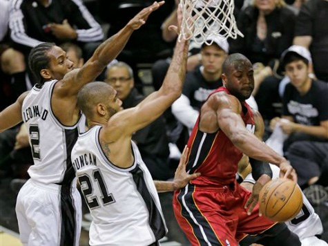 Spurs Shatter 3-point Record