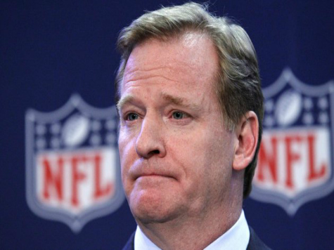 Opinion: Here Goes Roger Goodell Again