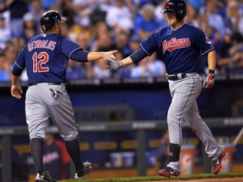 Cleveland Gets Walk-Off Win Against Nats