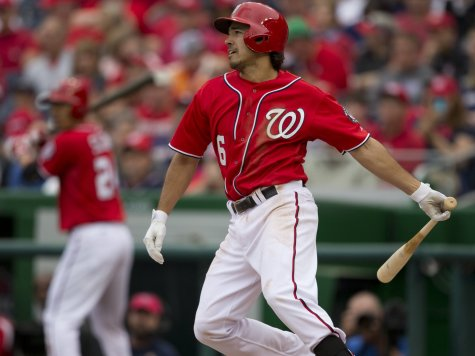 Washington, Cleveland combine for seven solo HRs in Nats come from behind win
