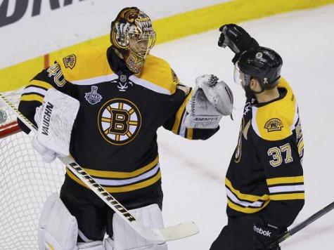 Bruins' Stanley Cup Run Helps Boston Heal