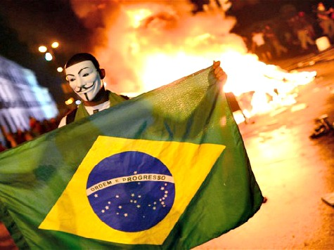 FIFA 'Not Ashamed' of Brazil World Cup, No Plan B