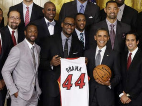 Report: Obama Admin Asking NBA to Help Sell Obamacare