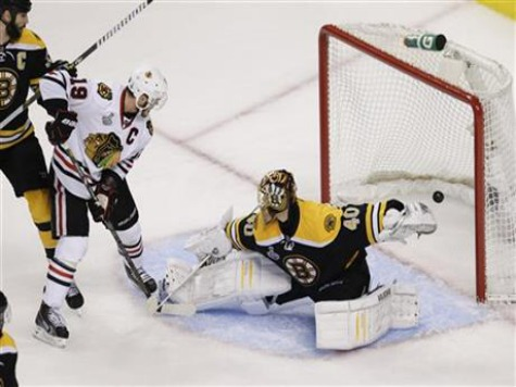 Blackhawks, Bruins Head into Game 6 with Questionable Stars