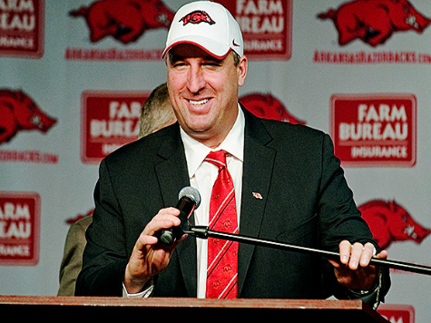 Bret Bielema Leading the Charge to Fight No-Huddle Offenses