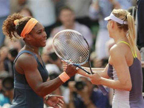 Serena Apologizes to Sharapova over Boyfriend Barb